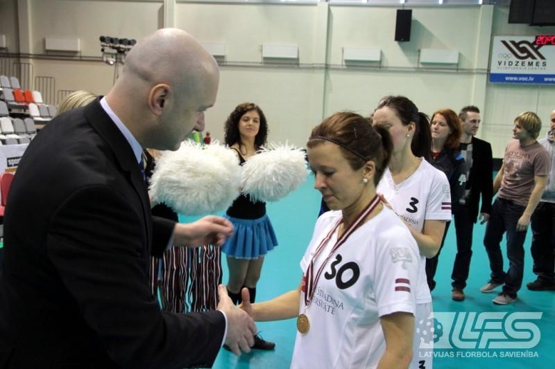 """""""RSU/Runway"""" - divkārtēja Latvijas čempione"""