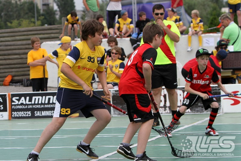 """""""FS Masters"""" uzvar LIDO Vasaras līgas jauniešiem pirmajos posmos"""