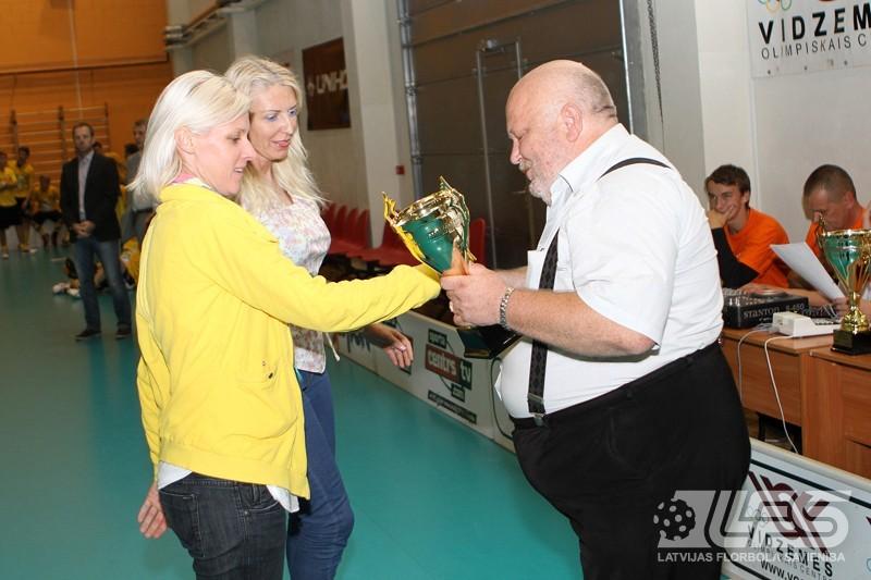 """""""Latvian Open 2012"""" jauni uzvarētāji"""