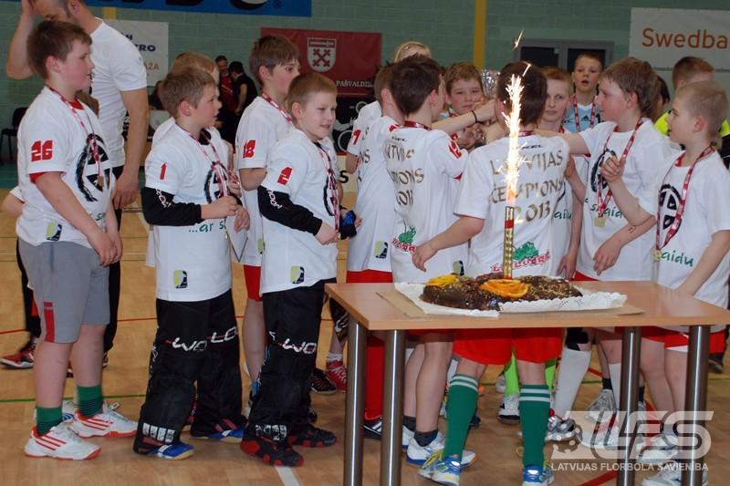 """Vecuma grupā ZU-10 triumfē """"Lielvārde"""""""