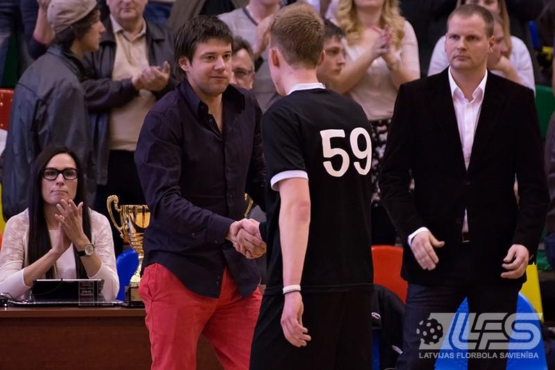 "Jaunā junioru čempione - ""FS Masters/Ulbroka"""