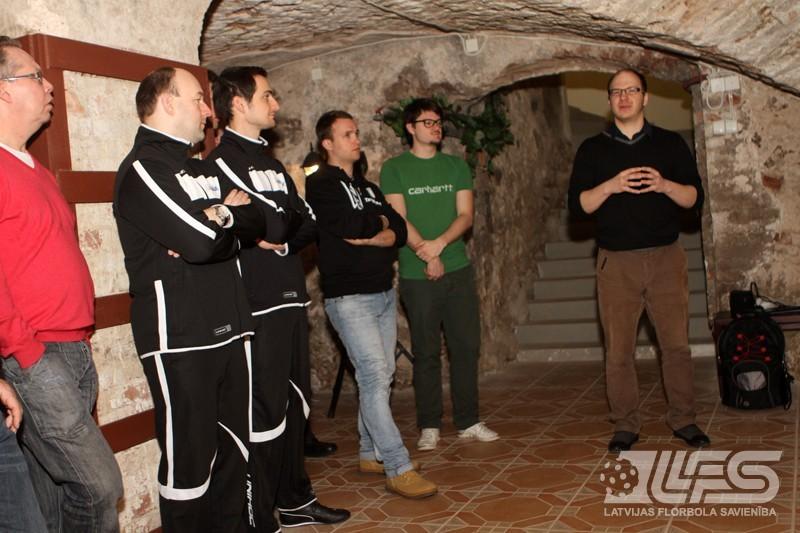 IFF amatpersonas viesojas Kocēnos