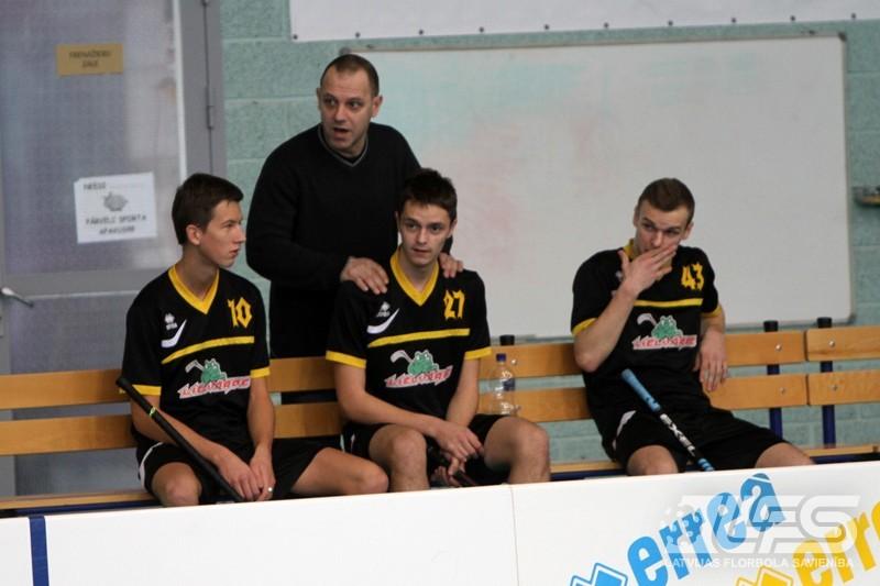 Jauniešu U18 vecuma grupā startē izslēgšanas spēles