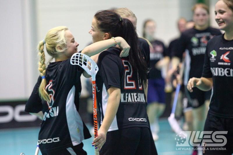 Latvijas čempionāts U-18 meitenēm
