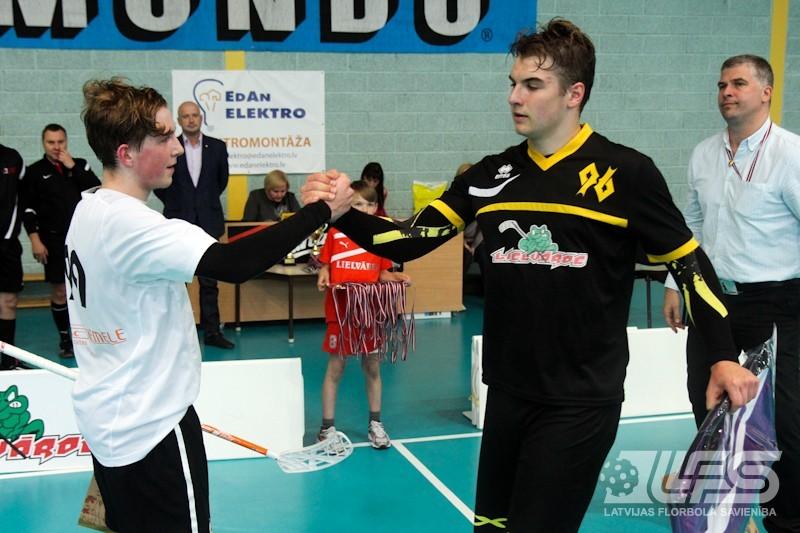 Bauskas BJSS ar diviem izrāvieniem izcīna U18 bronzu