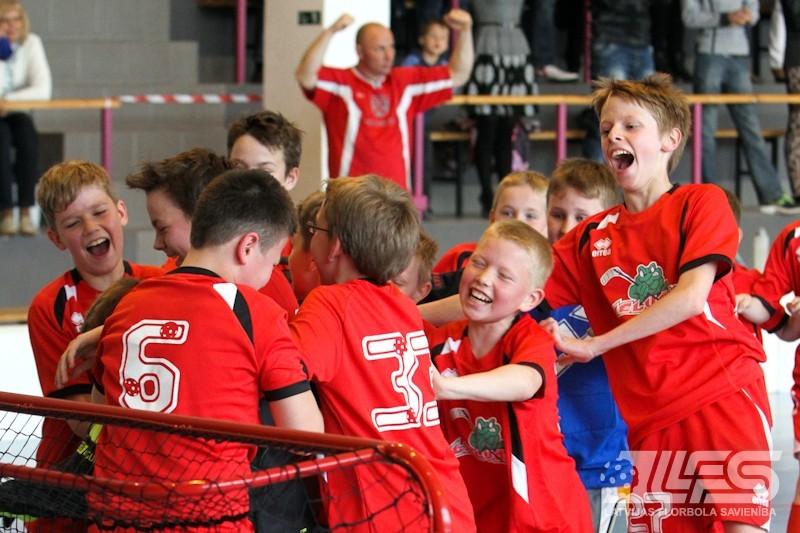 Lielvārdes zēni pārliecinoši iegūst U12 čempionu titulu