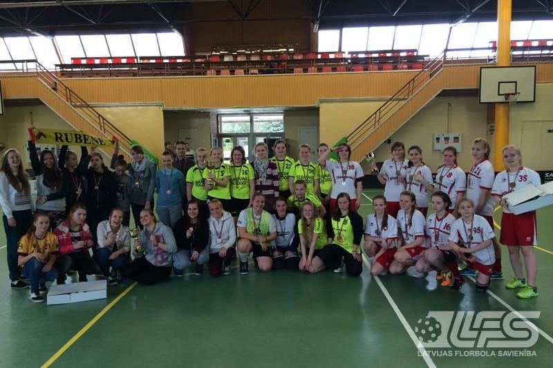 """Vecuma grupas MU16 finālā uzvar """"Ķekavas Bulldogs"""""""