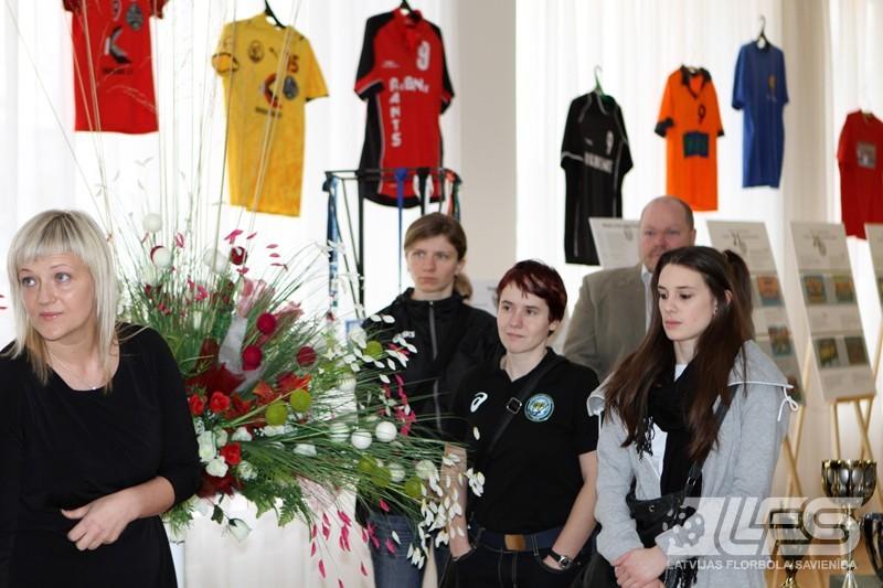 Kvalifikācijas turnīra dalībnieku delegācija viesojas Vaidavā