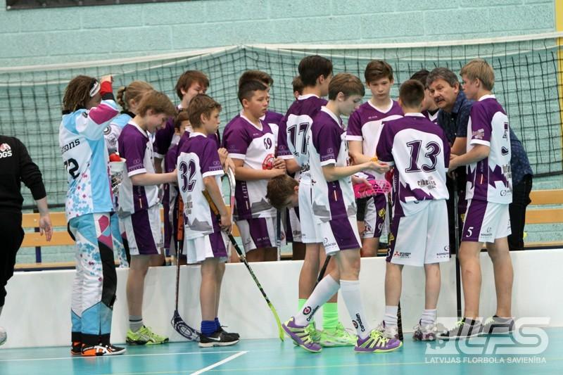 """""""Ķekavas Bulldogs"""" izcīna bronzu vecuma grupā U14"""