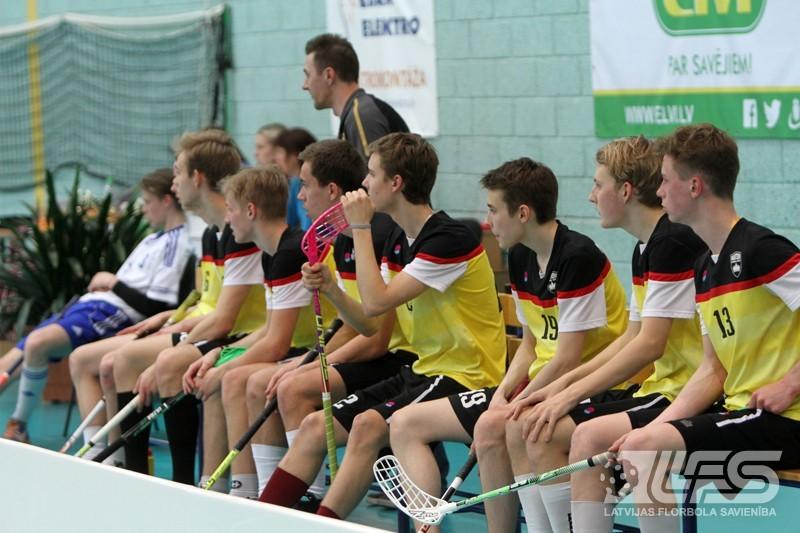 """Vecuma grupā U18 bronzas medaļas iegūst """"CPSS/Lekrings"""""""