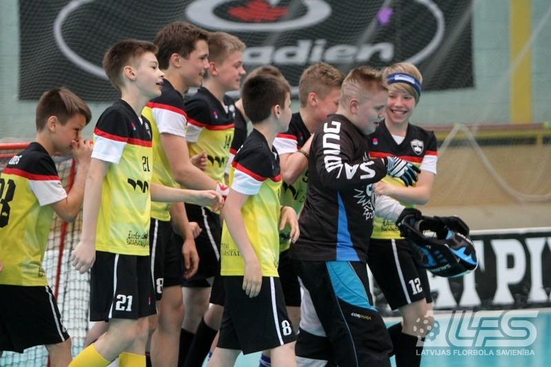 """Vecuma grupā U12 triumfē """"FS Masters/Ulbroka"""""""