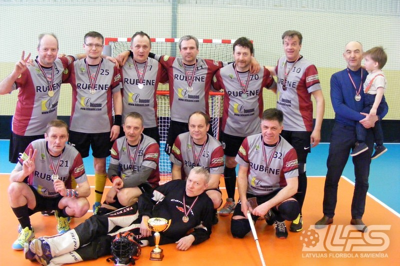 """Veterānu 45+ turnīrā Latvijas čempione - SC """"Mēmele"""""""