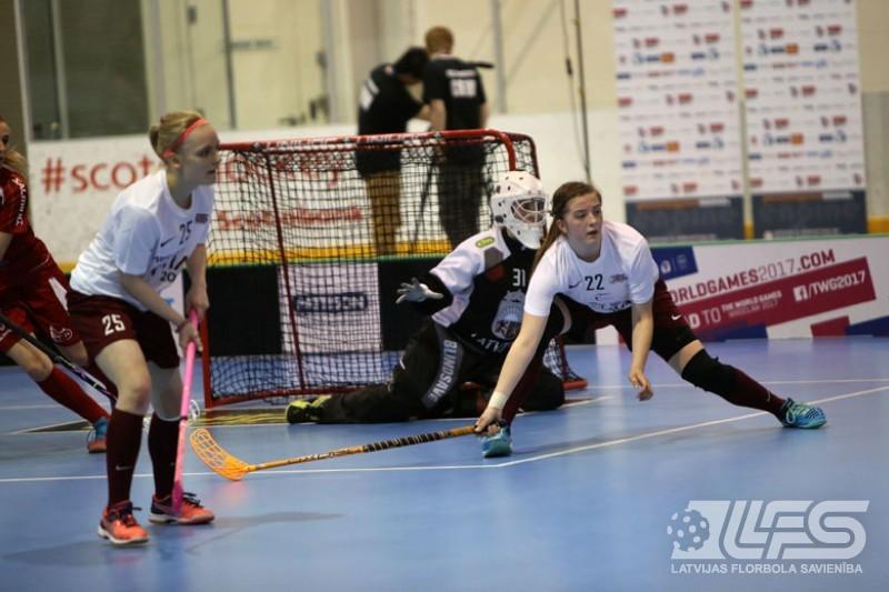 Latvijas izlase piekāpjas polietēm, rīt par 7.vietu - pret slovākietēm