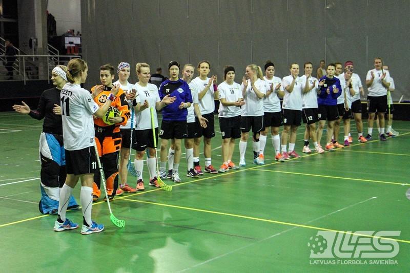 """FK """"NND"""" vēlreiz pieveic Igaunijas izlasi"""