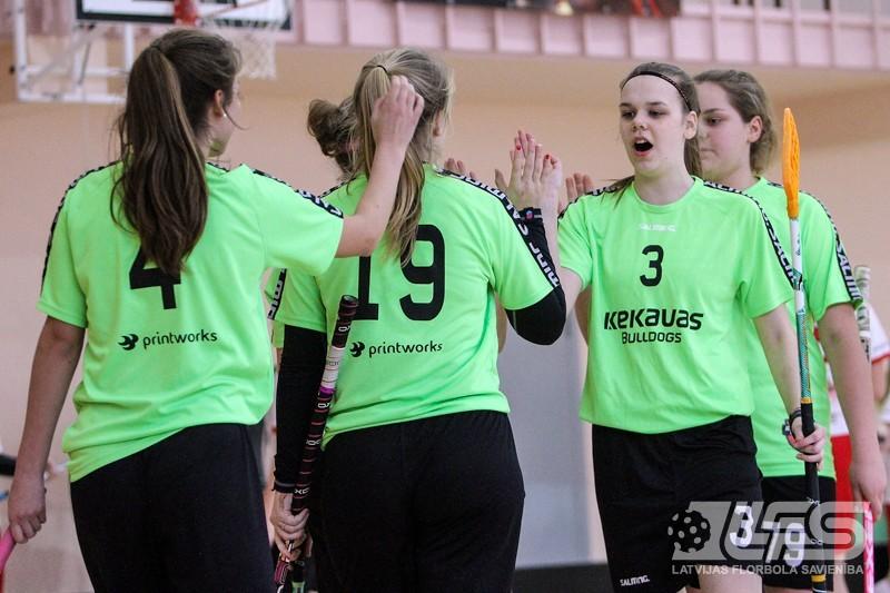 """""""Rīgas lauvām"""" četras uzvaras Jaunatnes čempionāta MU16 grupas posmā"""