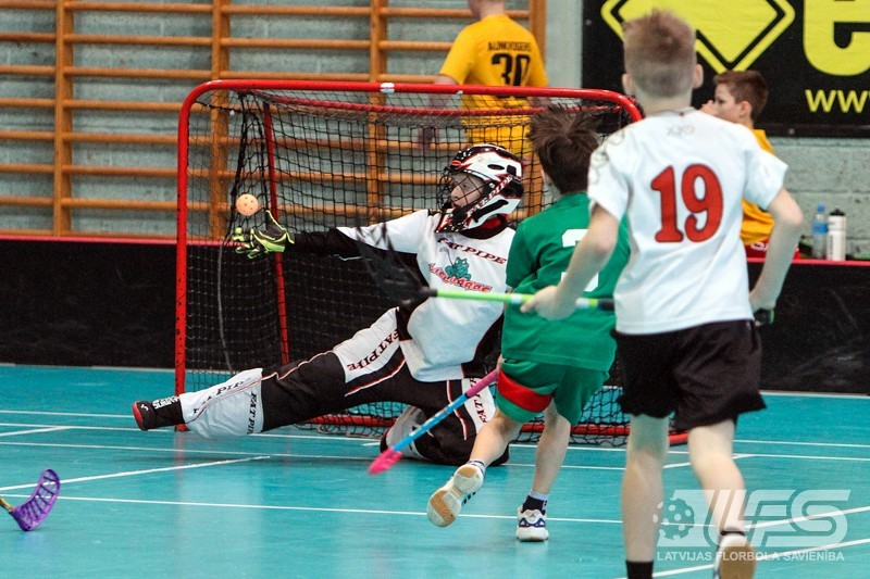U11 zēnu komandas aizvadījušas spēles Lielvārdē