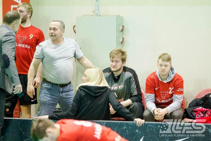 """""""Valmiera"""" izslēdz """"Rubeni"""" un pirmo reizi spēlēs pusfinālā"""