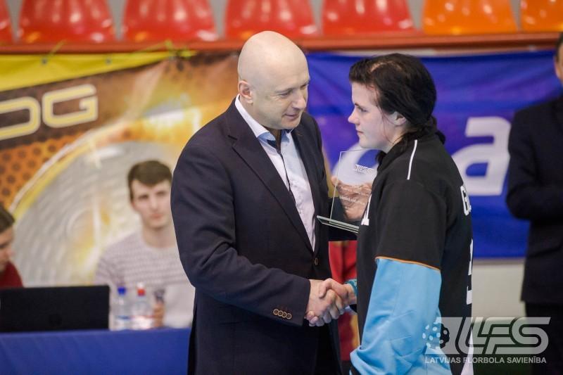 """Sieviešu 1. līgas finālā """"Rubene 1"""" pārspēj """"Irlavu/Tukumu"""""""