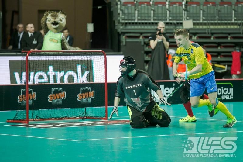 """""""Valmierai"""" pietrūkst 5 sekunžu, """"Pārgauja"""" izcīna pirmo bronzu"""