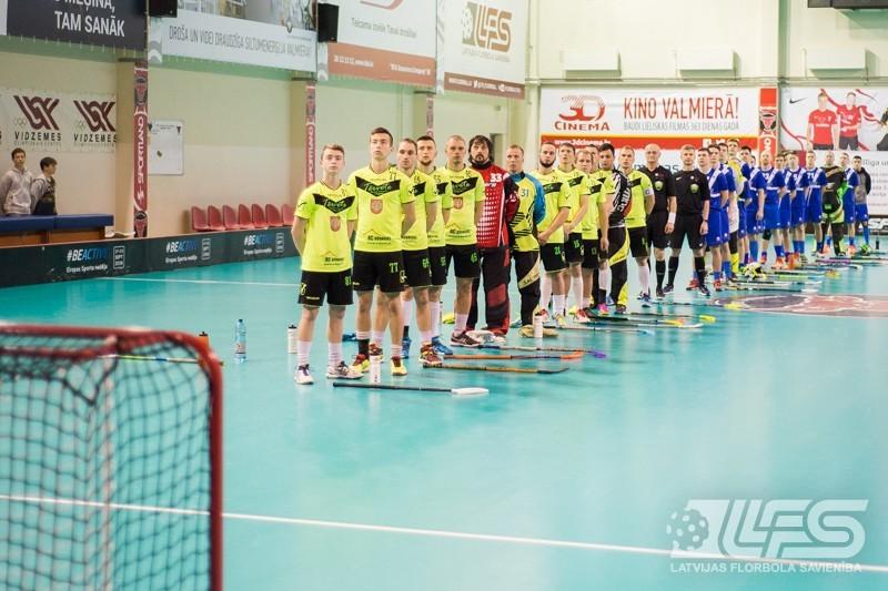 "2. līgas bronzu izcīna FK ""Valka"""