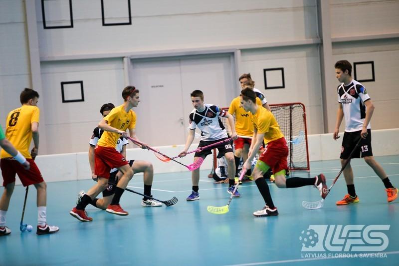 """Vecuma grupā U16 par bronzas medaļnieci kļūst """"FS Masters/Ulbroka"""""""