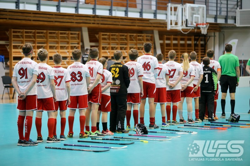 """2. divīzijas bronzu vecuma grupā U13 izcīna """"KNSS"""""""