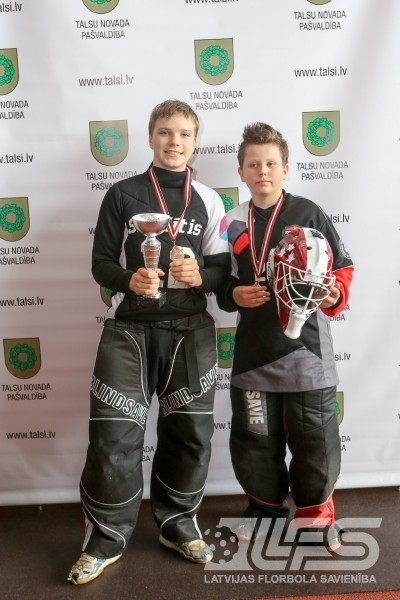 Ķekavieši pēcspēles metienos izcīna U13 bronzu