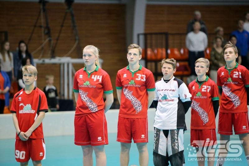 """Talsu NSS/Krauzers U13"" - vecuma grupas U13 čempione"
