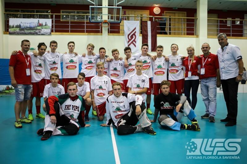 Talsu novada izlase - Jaunatnes olimpiādes čempione