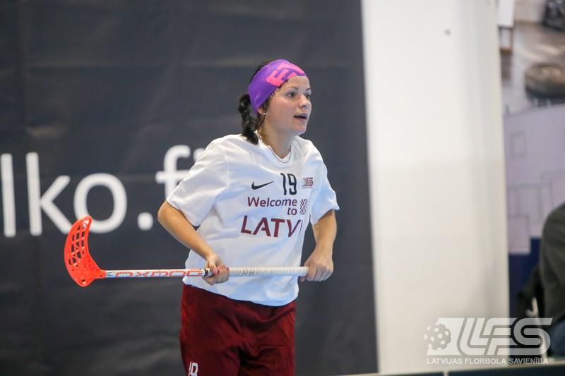 Latvijas izlasei otro reizi pēc kārtas 2:4 un 1:2
