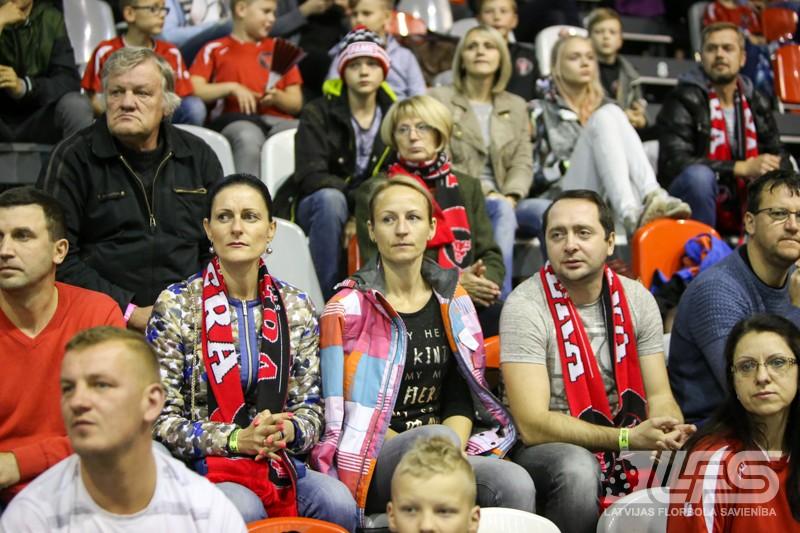 """""""Valmiera"""" pagarinājumā iemet ulbrokiešiem un spēlēs finālā"""