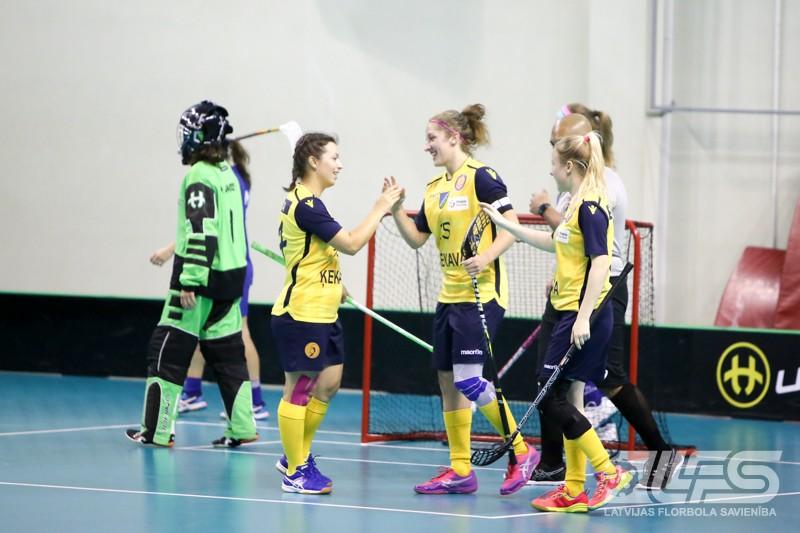 """""""Ķekava"""" turnīru """"EuroFlorball Cup"""" noslēdz ar uzvaru"""