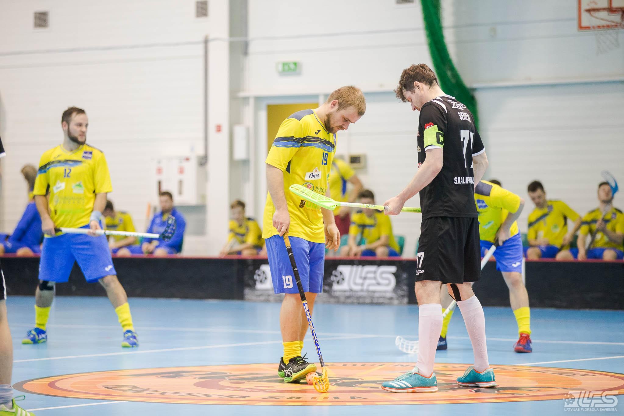 """""""Pārgauja"""" attopas un pārspēj Igaunijas čempionus"""