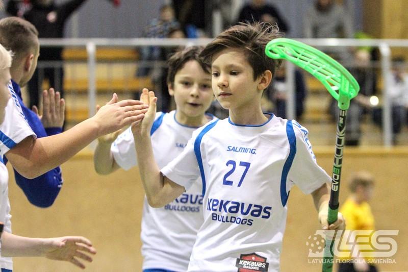 Inčukalnā aizvadītas U8 zēnu komandu spēles