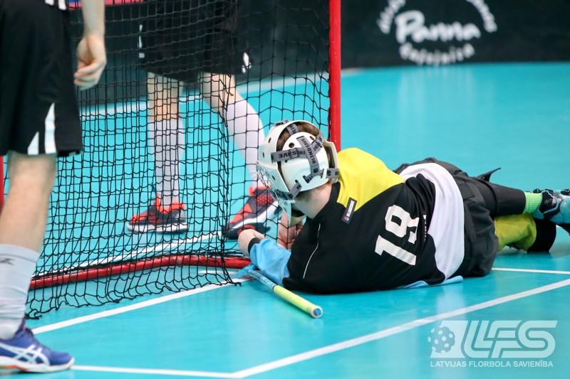 Latvijas vicečempioni dusmas izgāž uz Igaunijas čempioniem