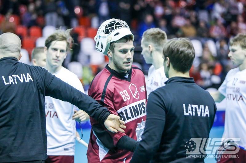 Latvijas izlase sāk ar Ungārijas sakaušanu