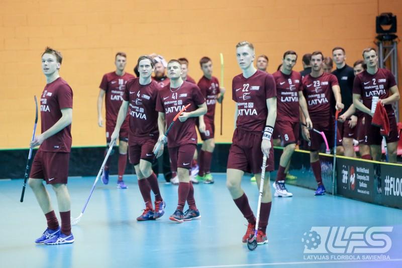 Latvija arī Itālijai atļauj gūt tikai goda vārtus