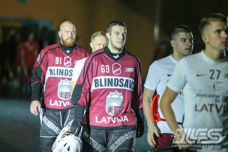 Latvijas izlase pārspēj arī krievus