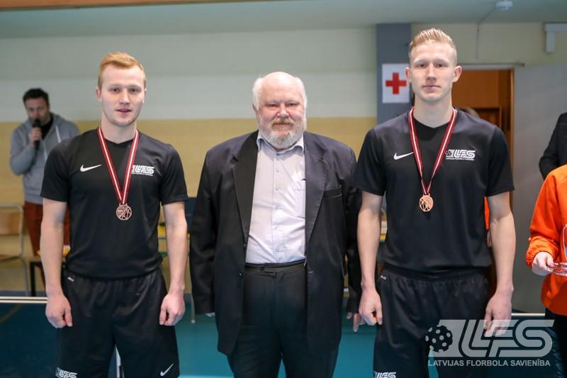 """""""Buldodzes"""" 2. periodā šokē """"FK NND/RJTC"""" un izcīna bronzu"""