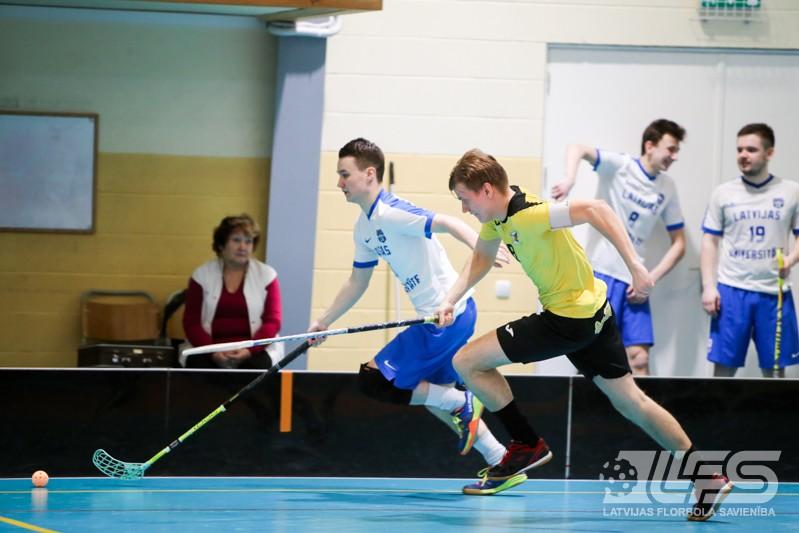 """Vīriešu 1. līgas bronzas medaļniece - """"Latvijas Universitāte/FS Masters"""""""