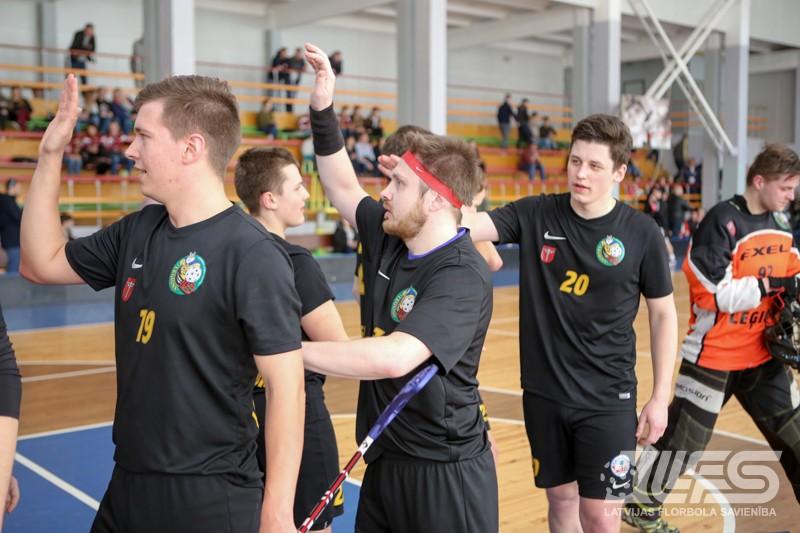 """2. līgas bronzu izcīna """"Leģions/Grobiņas novads"""""""