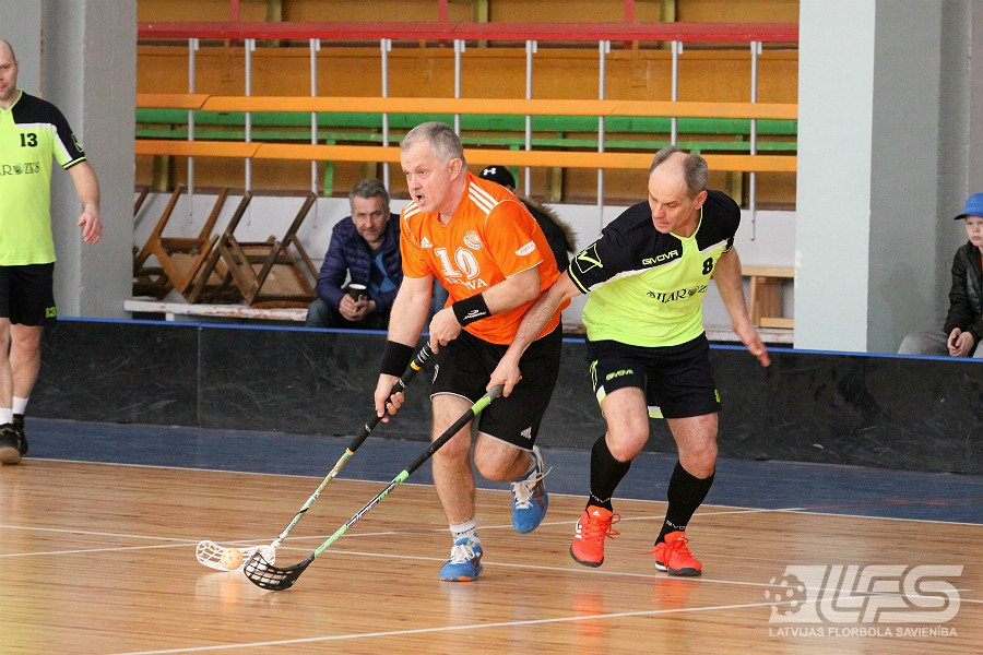 """Veterānu 45+ čempionātā triumfē """"SC Mēmele/Bauska"""""""