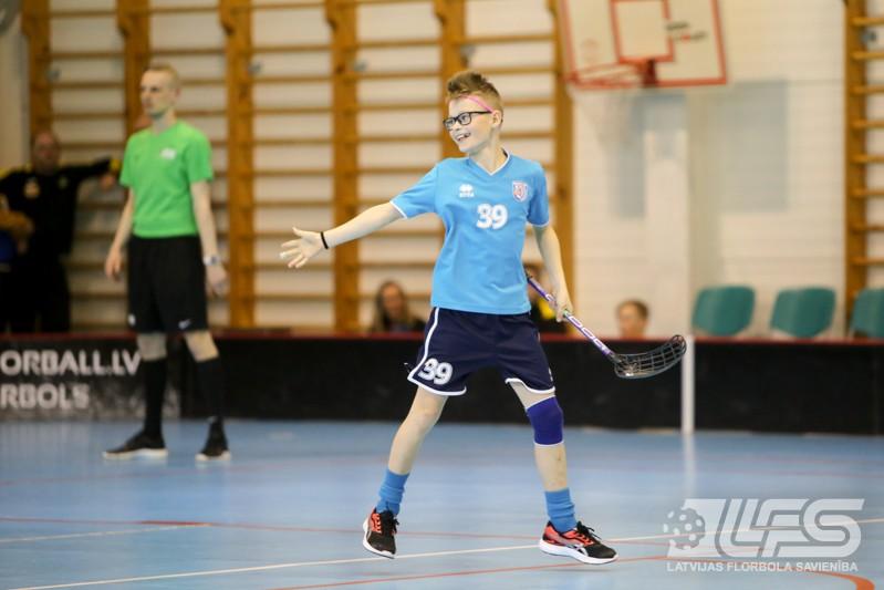 "Latvijas čempione vecuma grupā U12 - Kocēnu ""Rubene/KSS"""