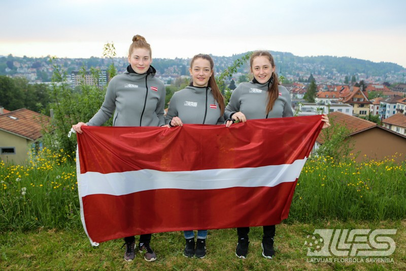Latvijas izlase Šveicē svin Baltā galdauta svētkus