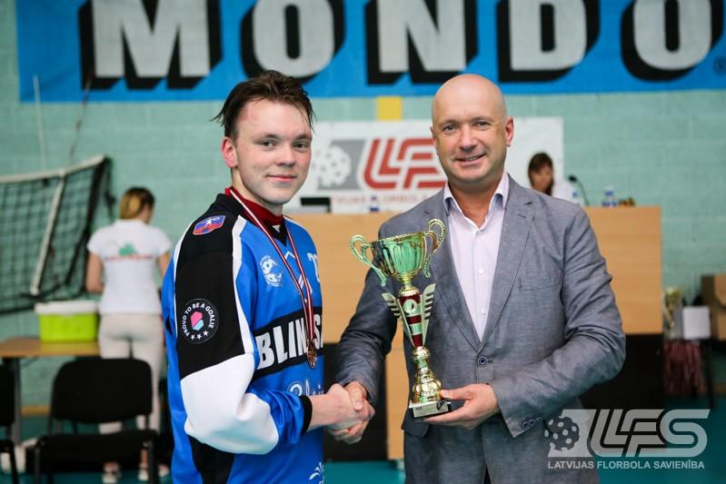 "U16 grupā bronzu iegūst ""CPSS/Lekrings"""