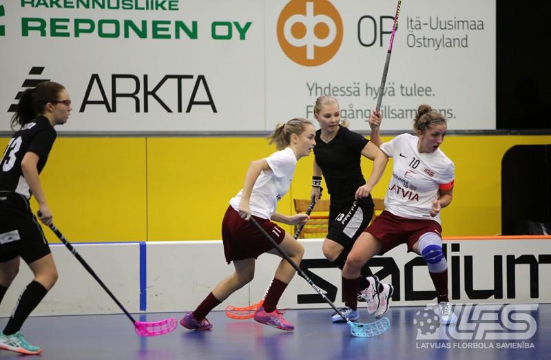 Latvijas izlase piekāpjas Somijas čempionāta līdervienībai