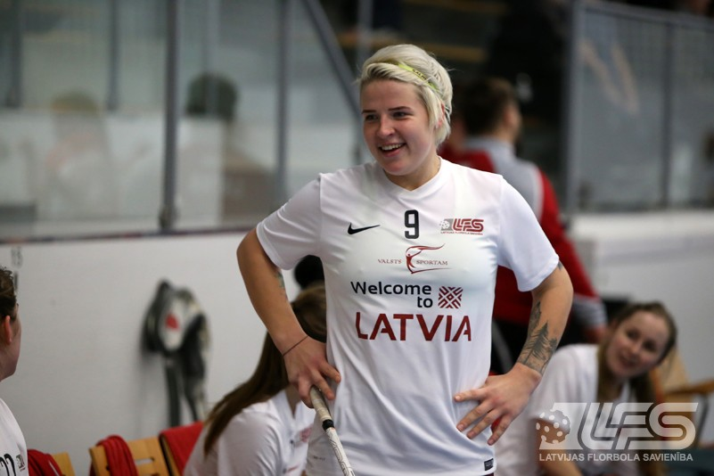 Latvijas sieviešu izlasei pirmā uzvara Somijā