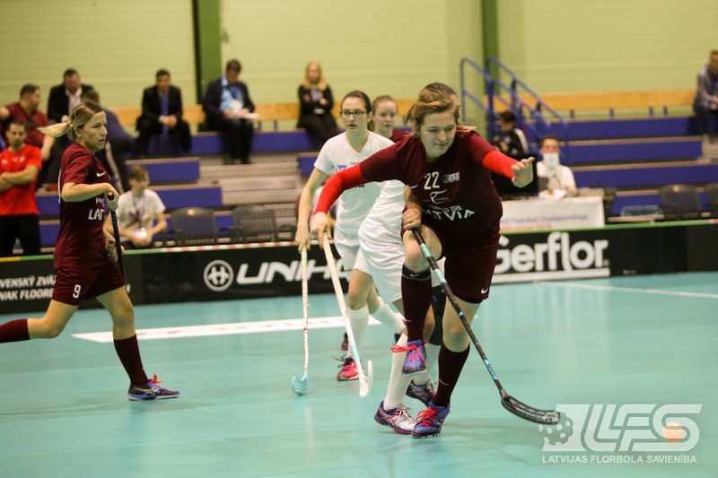 Latvijas izlase turnīru sāk ar uzvaru pār ungārietēm