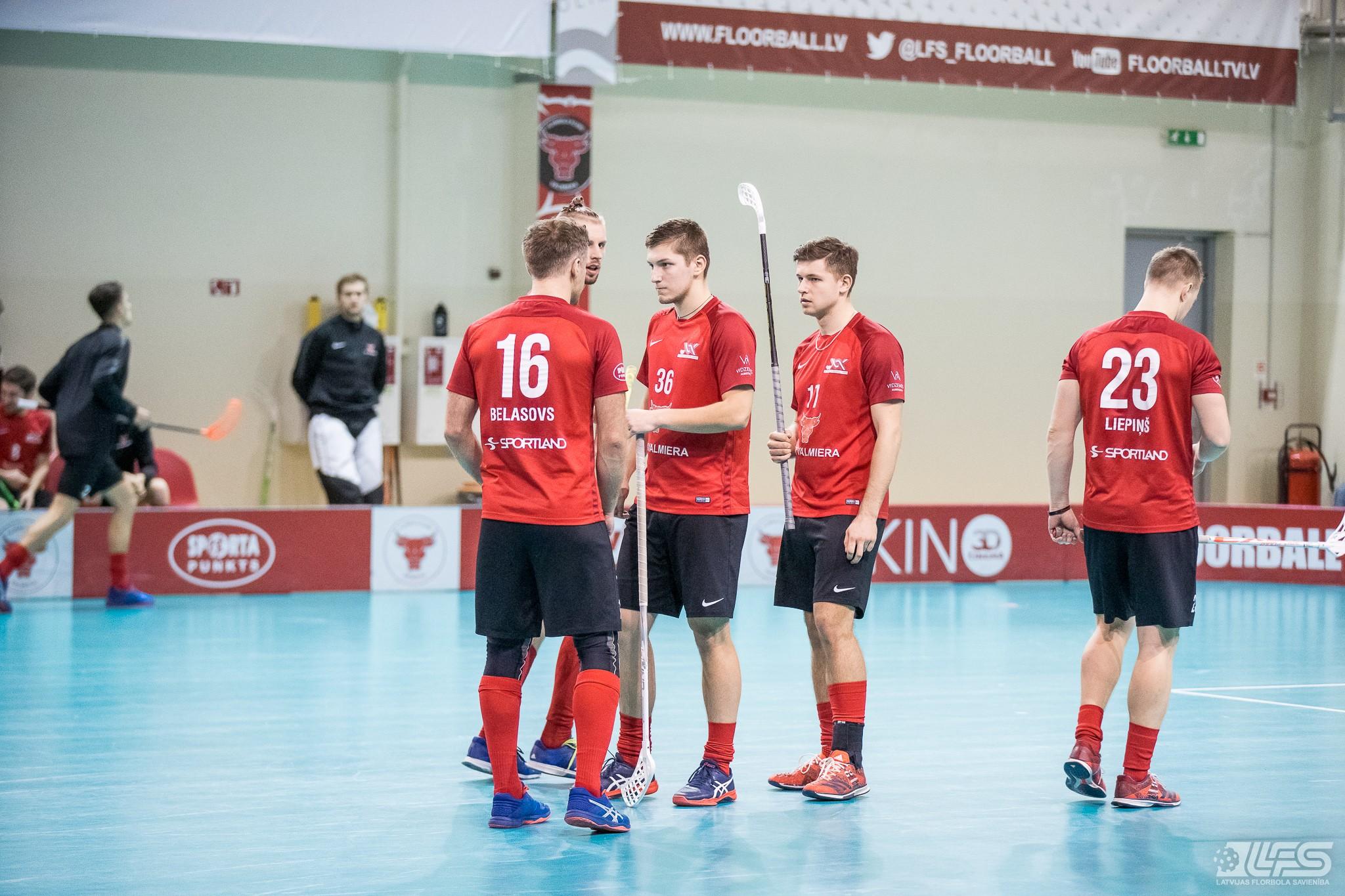 """""""Lekrings"""" viesos izrauj uzvaru pār """"Valmieru"""""""
