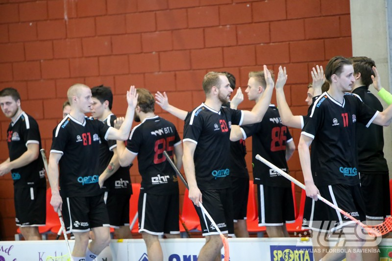 """1. līgas bronzu izcīna """"RTU/Rockets"""""""